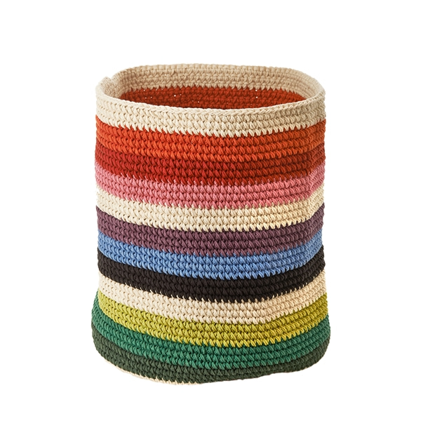 Basket Mix Stripe